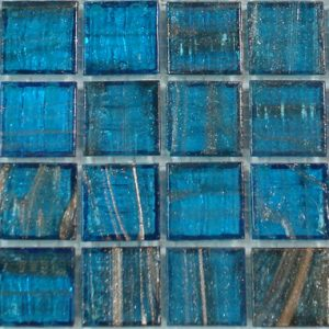 Transparent Blue VTC20.49(4) - Le Gemme Mosaic Glass Tiles