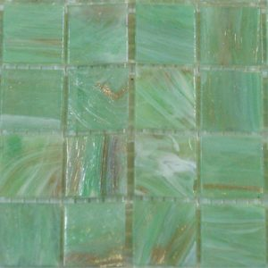 Light Green VTC20.38(4) - Le Gemme Mosaic Glass Tiles