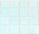Very Light Blue SM 21 - Smalto Mosaic Glass Tiles (SM 21)