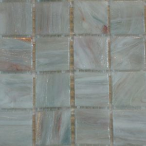 Light Grey Varigated VTC20.37(4) - Le Gemme Mosaic Glass Tiles
