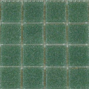 Dark Grey Green (VTC 20.98) - Vetricolour Mosaic Glass Tiles (VTC 20.98)
