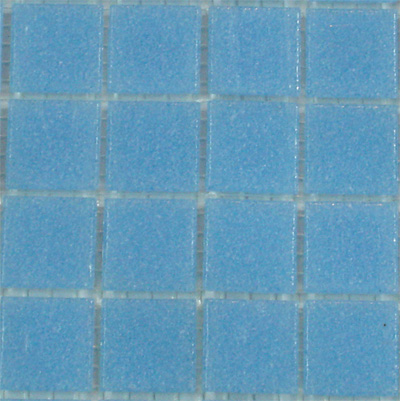 Blue (VTC 20.02) - Vetricolour Mosaic Glass Tiles (VTC 20.02)