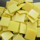 Canary Yellow - Mosaic Glass Tiles 2cm x 2cm x 4mm (D60)