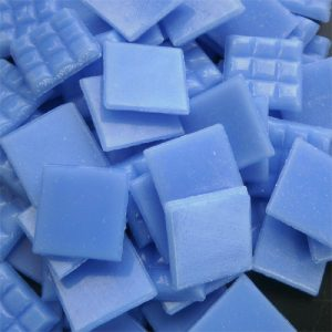 Periwinkle - Mosaic Glass Tiles 2cm x 2cm x 4mm (B37)