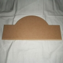 Wooden MDF American Welcome