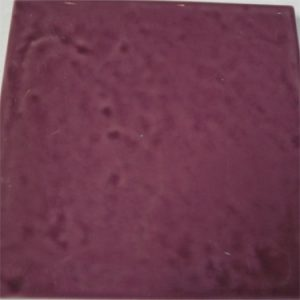 Aubergine - Mosaic Ceramic Tiles 10cm x 10cm x 7mm (GC17)