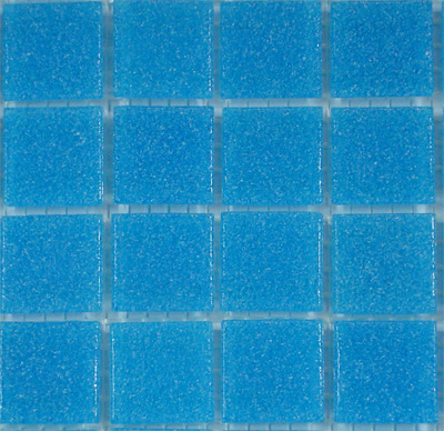 Blue (VTC 20.50) - Vetricolour Mosaic Glass Tiles (VTC 20.50)