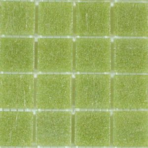 Green (VTC 20.27) - Vetricolour Mosaic Glass Tiles (VTC 20.27)