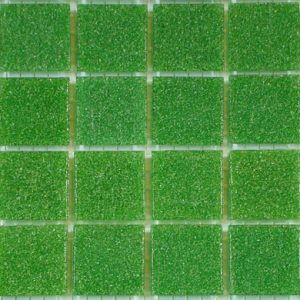 Green (VTC 20.68) - Vetricolour Mosaic Glass Tiles (VTC 20.68)