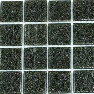 Dark Charcoal (VTC 20.65) - Vetricolour Mosaic Glass Tiles (VTC 20.65)