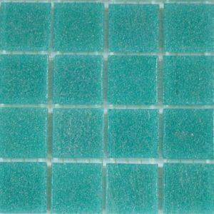 Mid Emerald Green (VTC 20.57) - Vetricolour Mosaic Glass Tiles (VTC 20.57)