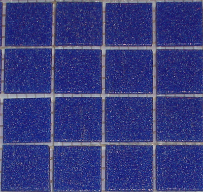 Blue (VTC 20.46) - Vetricolour Mosaic Glass Tiles (VTC 20.46)