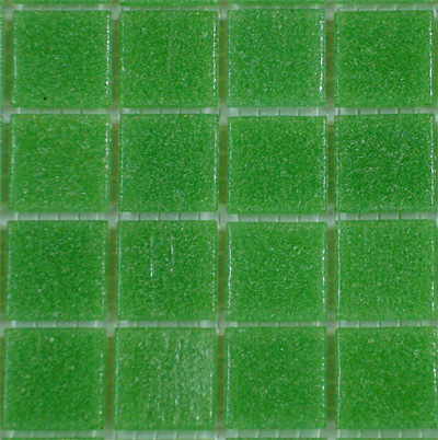 Green (VTC 20.58) - Vetricolour Mosaic Glass Tiles (VTC 20.58)