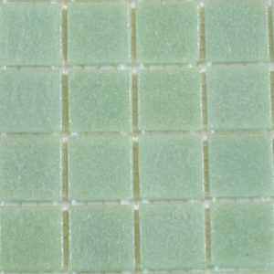 Light Grey Green (VTC 20.30) - Vetricolour Mosaic Glass Tiles (VTC 20.30)