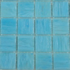 Light Blue SM04 - Smalto Mosaic Glass Tiles (SM 04)