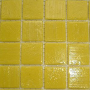 Yellow SM18 - Smalto Mosaic Glass Tiles (SM 18)